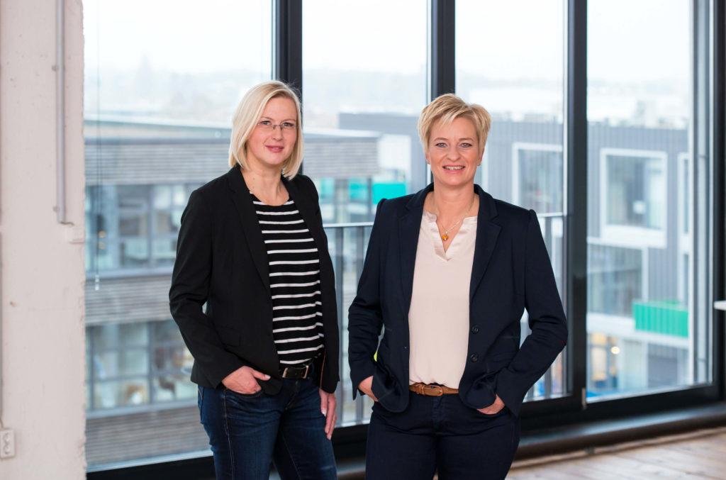 Über uns - Neudenkerei mit Nicola Spilker und Sabine Schewe